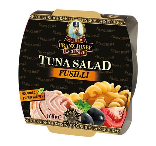 tuna fusili