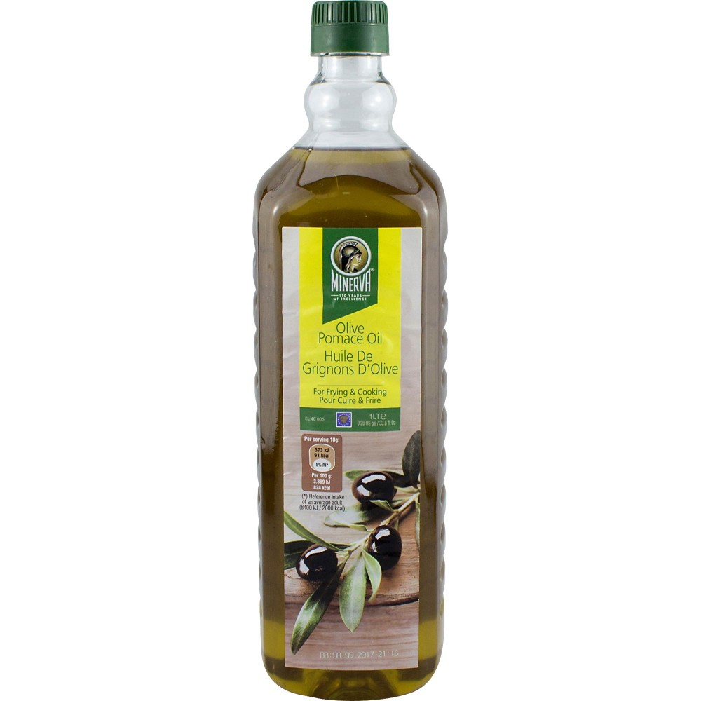 Maslinovo ulje rafin. 1l MINERVA