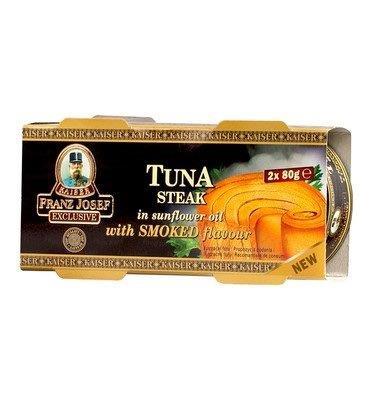 dimljena tuna u sun.ulju 2×80
